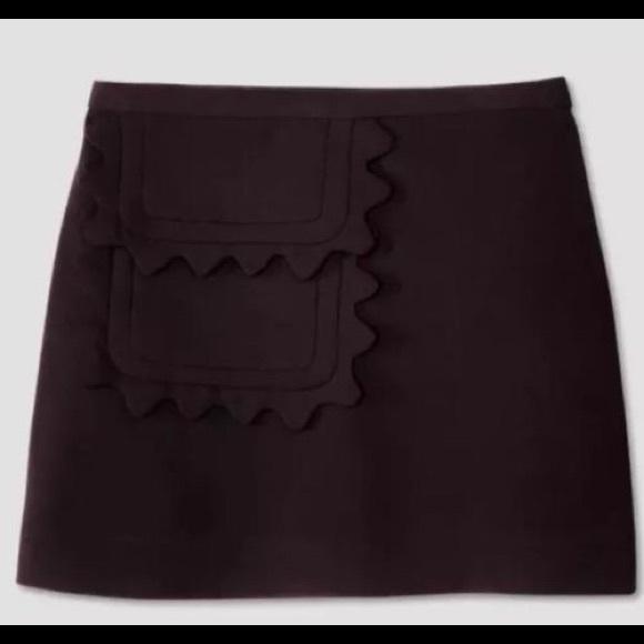 848e76cafa Victoria Beckham for Target Skirts | Black Mini Skirt | Poshmark